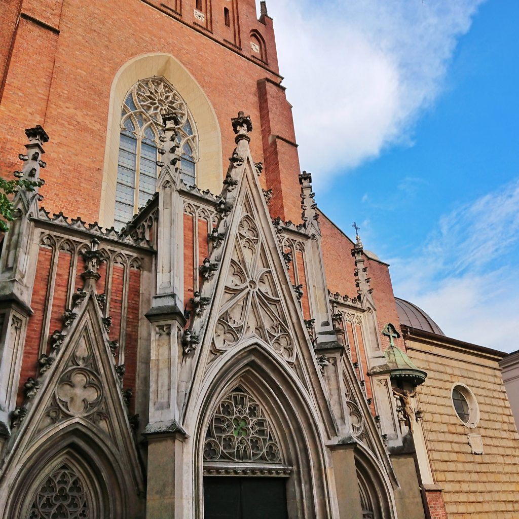 Kościoły Kraków - Dominikanie