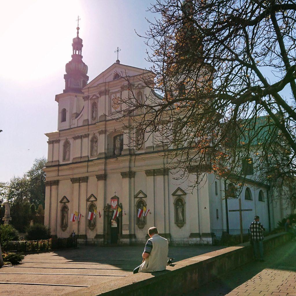 Kościoły Kraków - Bernardyni