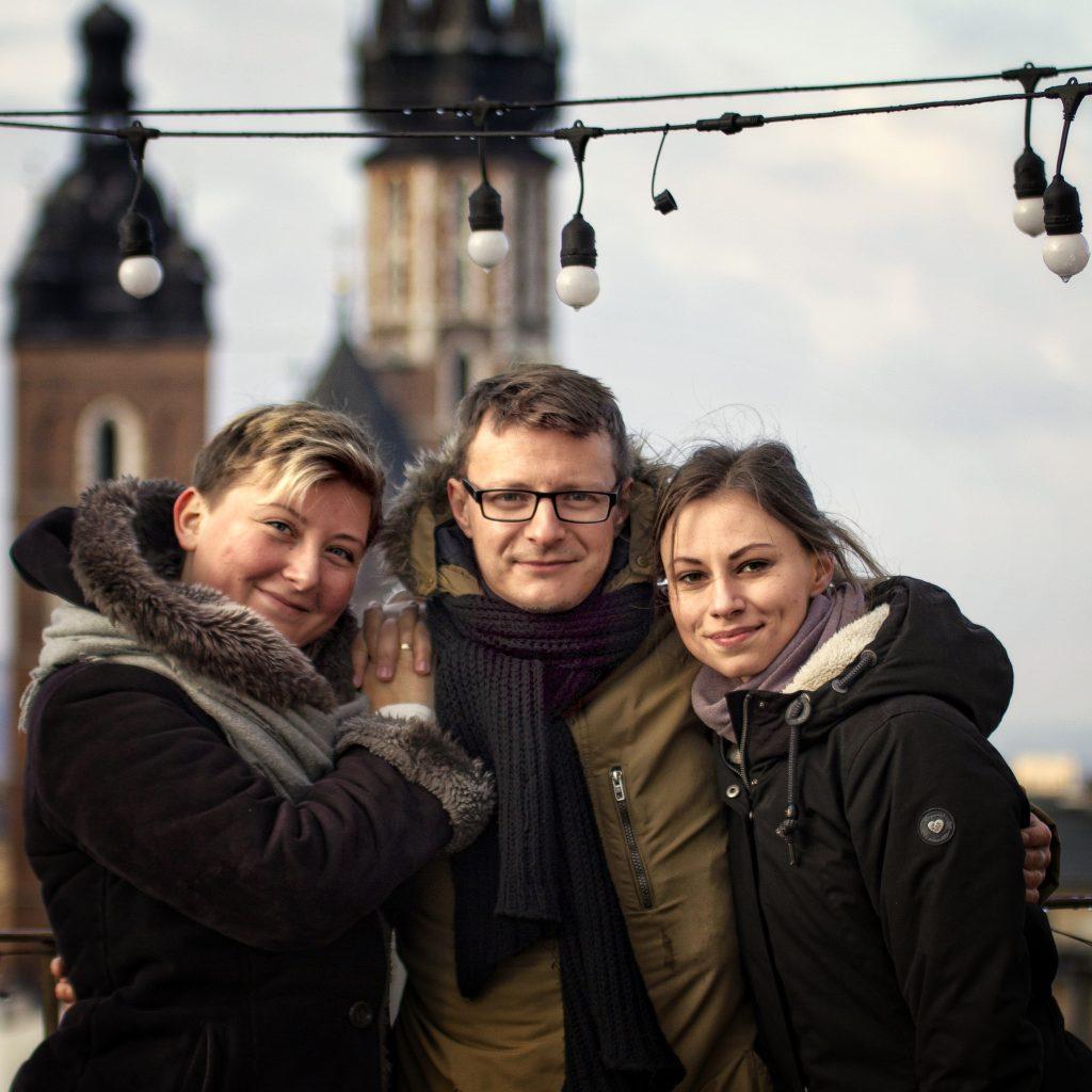 Ciekawi Krakowa