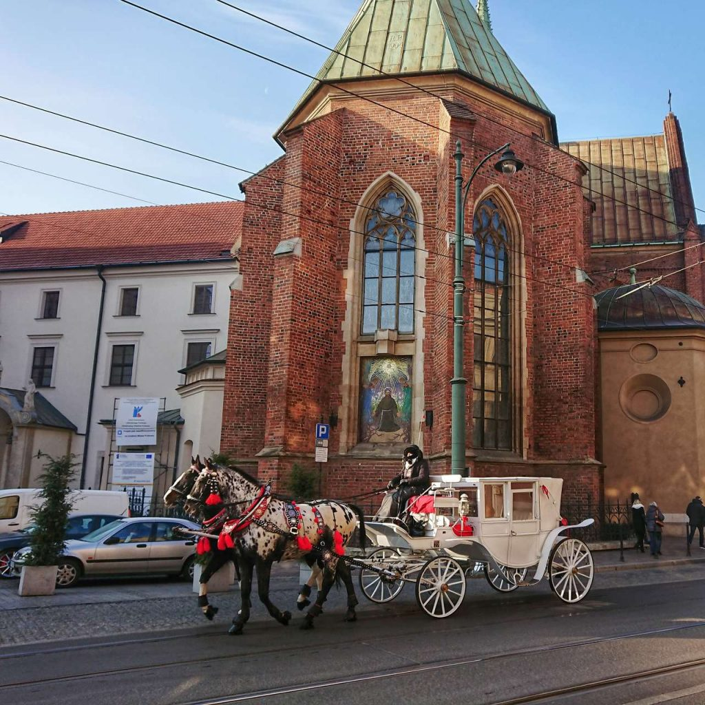 Krakowska ulica.