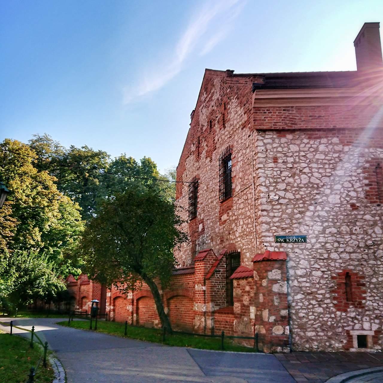 najstarsza kamienica w Krakowie