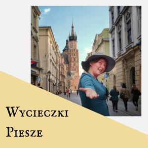 Przewodnik po Krakowie.