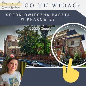 baszta na Kazimierzu