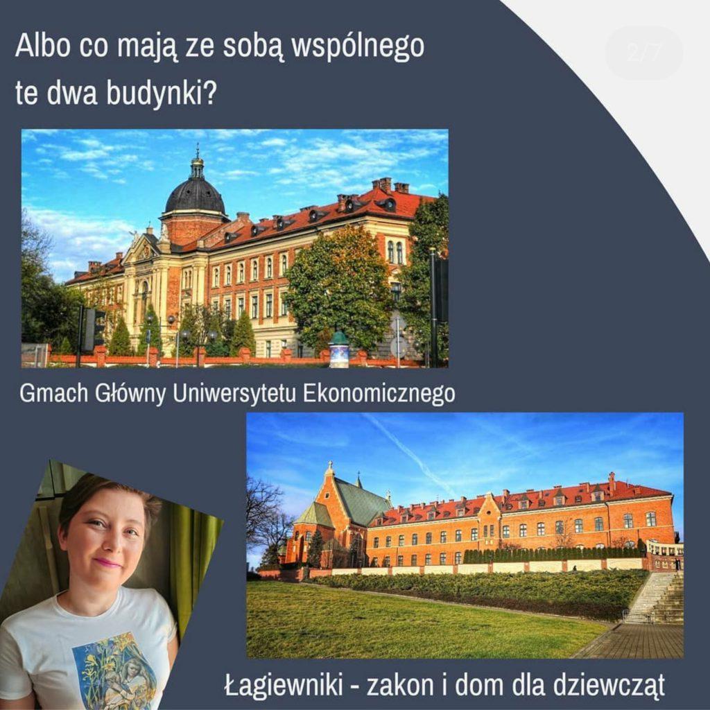 Uniwersytet Ekonomiczny i Łagiewniki
